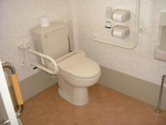 共用トイレ2